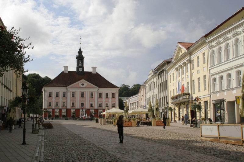 Rynek w Tartu