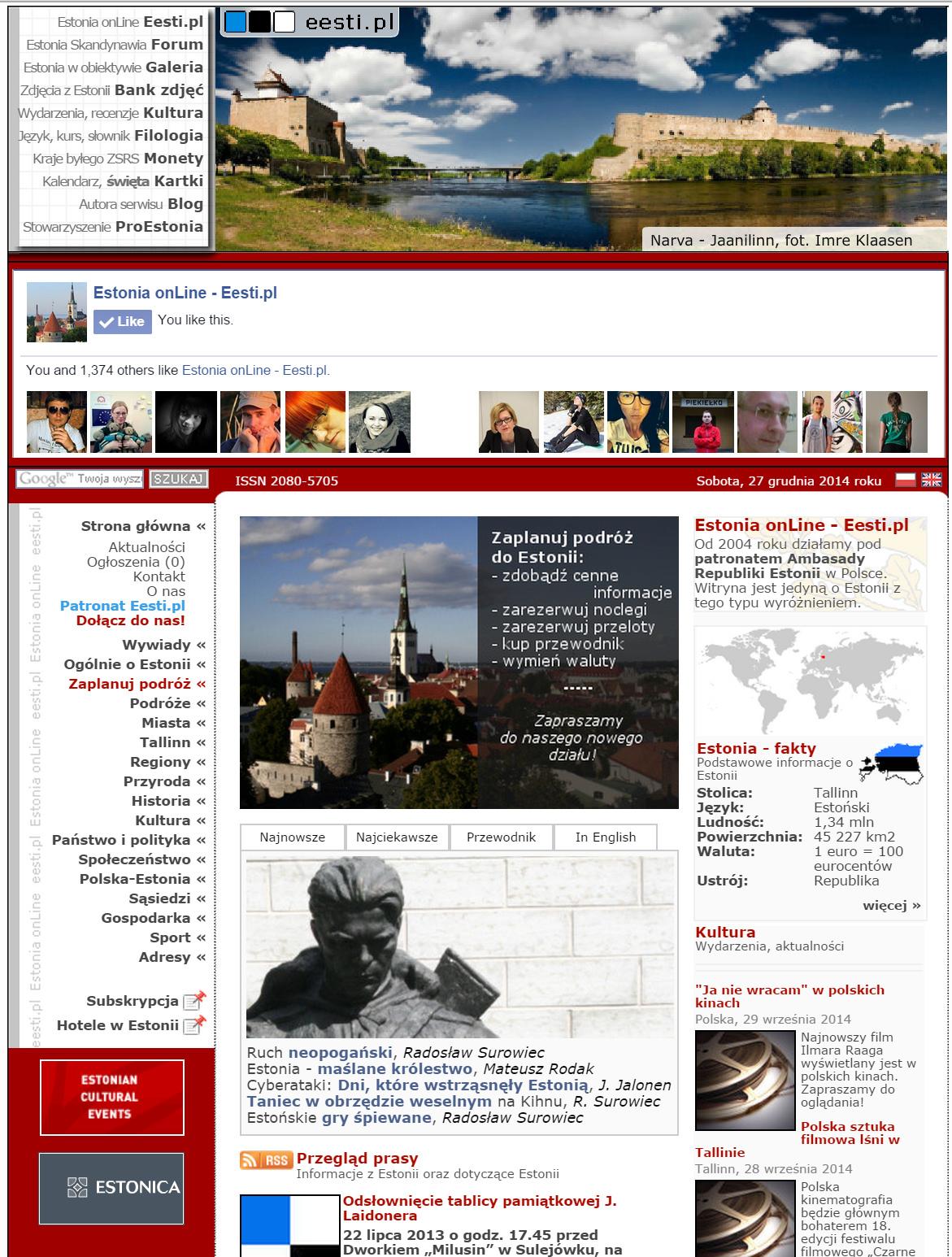Eesti.pl w latach 2005-2014 :)