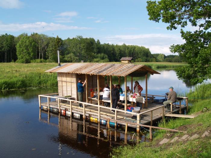 Sauna to sposób na spędzenie weekendu. Fot. Aivar Ruukel, VisitEstonia.com