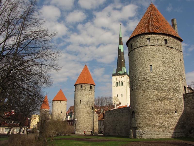 Wszystkie stolice Estonii
