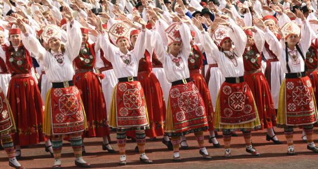 Co inspiruje Estończyków?