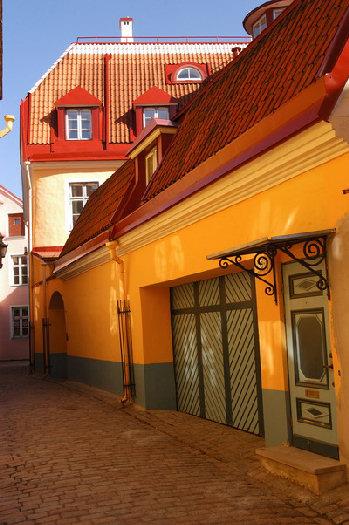 Tartu i Tallin na zdjęciach