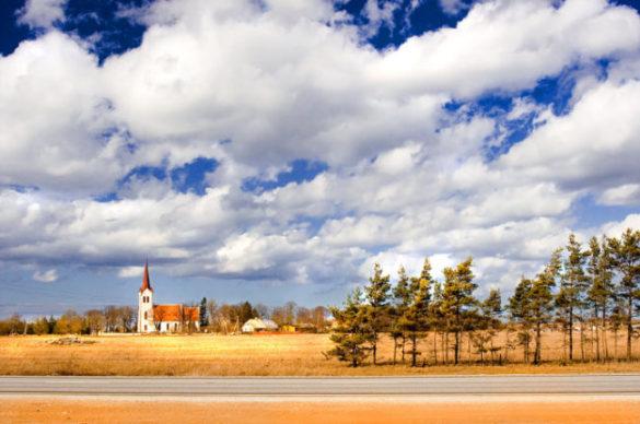 Zakątki Estonii
