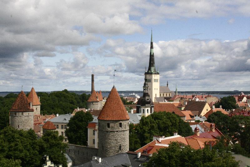 Młoda, tęczowa Estonia