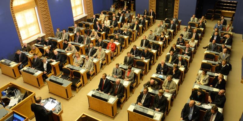 Estonia wybiera nowy skład parlamentu