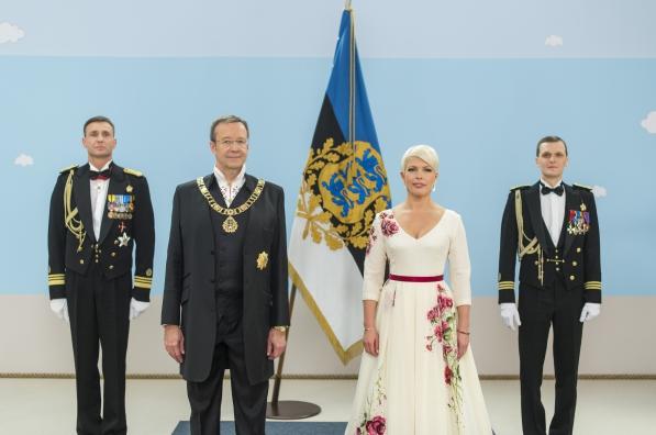 Toomas Hendrik Ilves i Evelin Ilves rozwodzą się