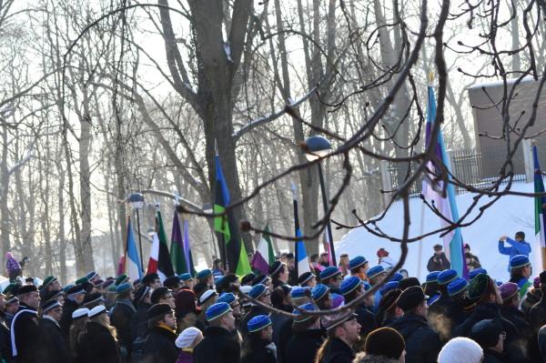 Obchody Dnia Niepodległości w Tartu — Iseseisvuspäeva tähistamine Tartus, fot. Evelin Lahesoo / commons.wikimedia.org / CC