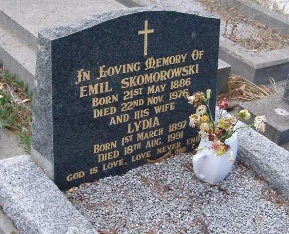 Wspomnienie o Emilianie Skomorowskim, współautorze podręcznika polsko-estońskiego
