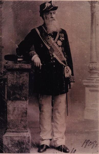 Władysław Wawrzyniec Mierzejewski. Źródło zdjęcia: Wikipedia / CC / Zbiory Saimy Tisler.