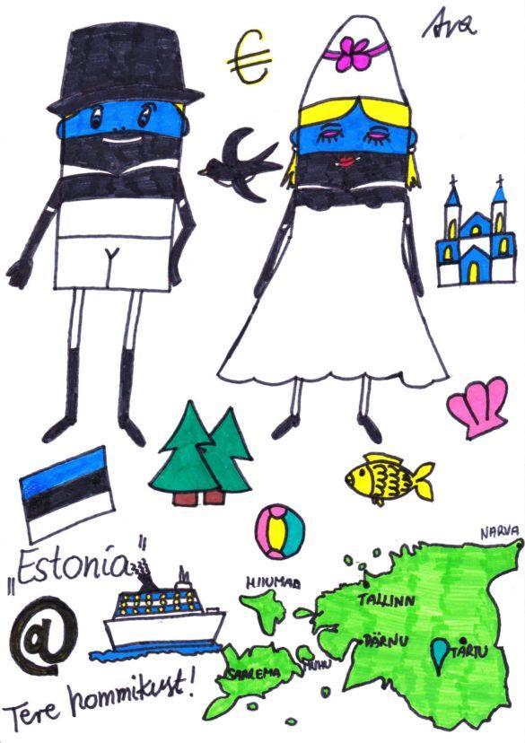 Estonia dla dzieci