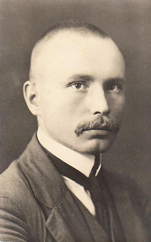 Villem Ernits, 1927 r. Zdj. J. & P. Parikas